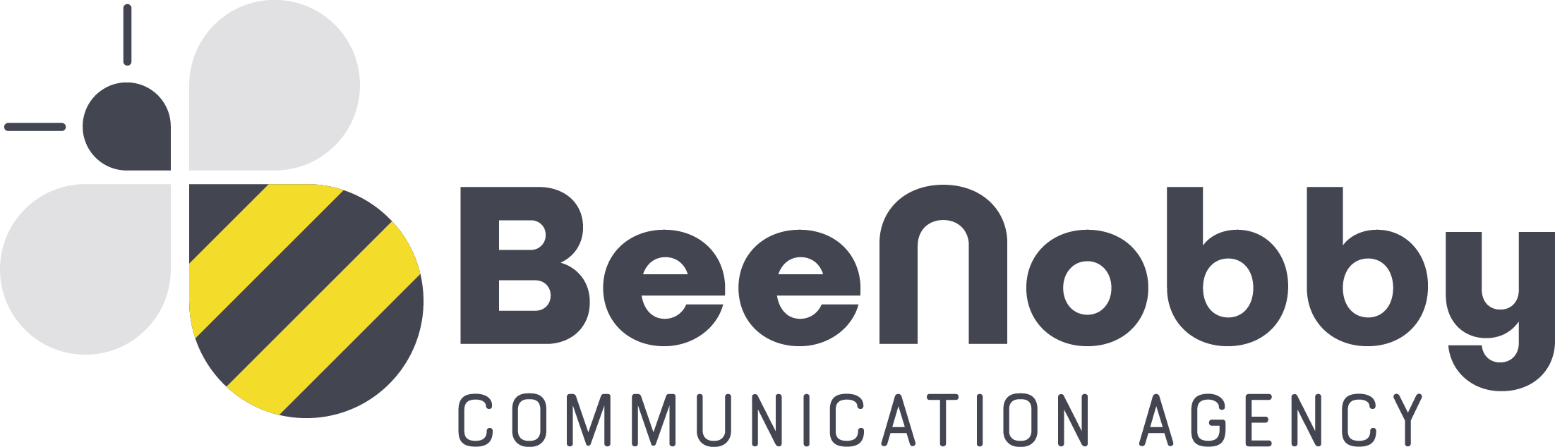 Logo Communicatiebureau BeeNobby